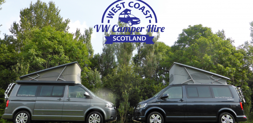 West Coast VW Camper Hire Scotland – Homepage