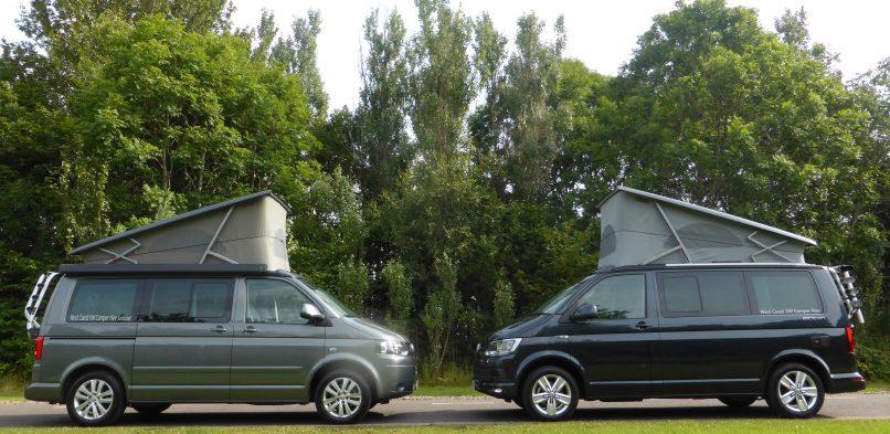 West Coast VW Camper Hire Scotland – Homepage